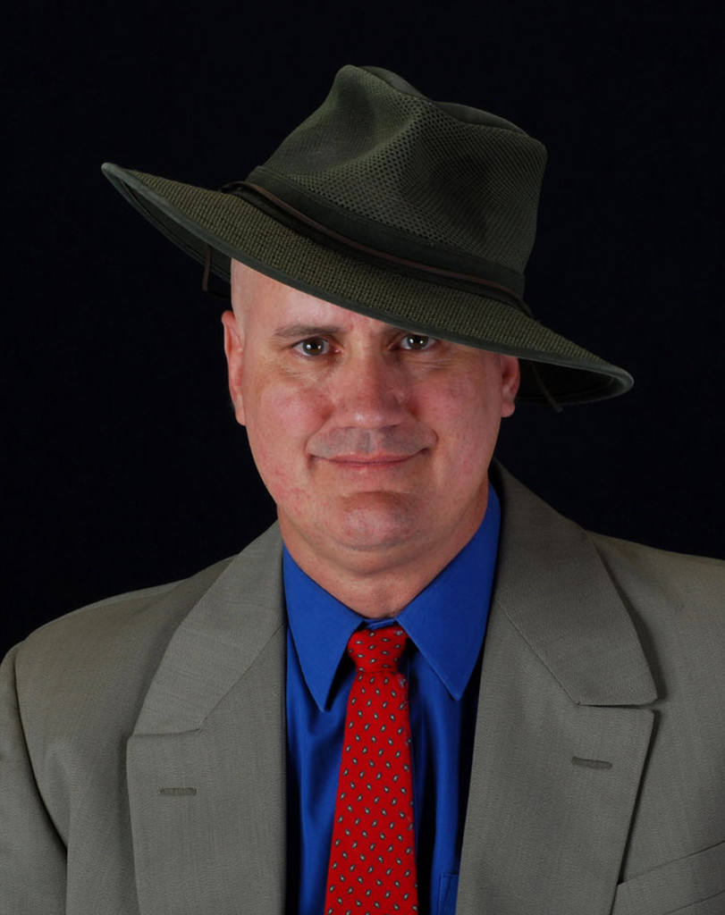 Tom McKenney - The Man in the Hat