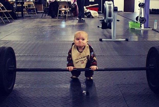 gym-baby